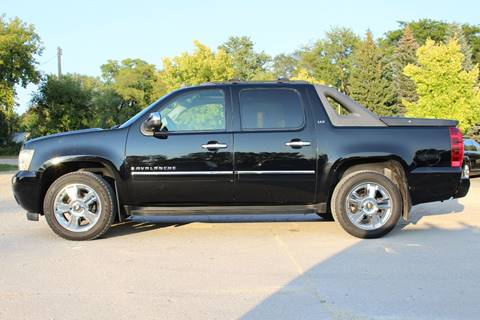 2009 Chevrolet Avalanche for sale in Fitchburg, WI