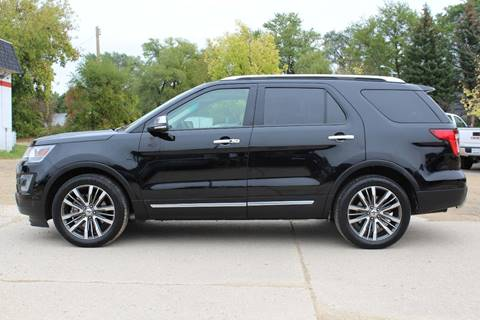 2016 Ford Explorer for sale in Fitchburg WI