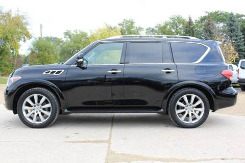 2012 Infiniti QX56 for sale in Fitchburg WI