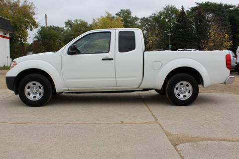 2014 Nissan Frontier for sale in Fitchburg WI