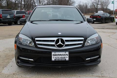 2011 Mercedes-Benz C-Class for sale in Fitchburg, WI
