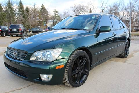 Used 2001 Lexus IS 300 For Sale in Wisconsin - Carsforsale.com®