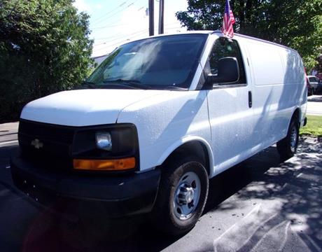 2012 Chevrolet Express Cargo for sale in Manchester, NH