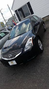 2011 Nissan Altima for sale at Ataboys Auto Sales in Manchester NH