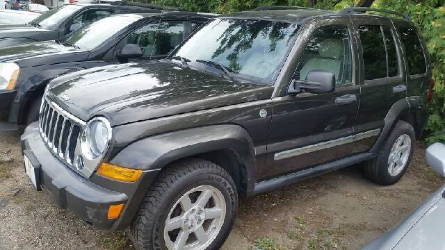 2005 Jeep Liberty for sale at Ataboys Auto Sales in Manchester NH