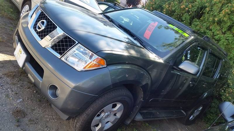 2007 Nissan Pathfinder for sale at Ataboys Auto Sales in Manchester NH