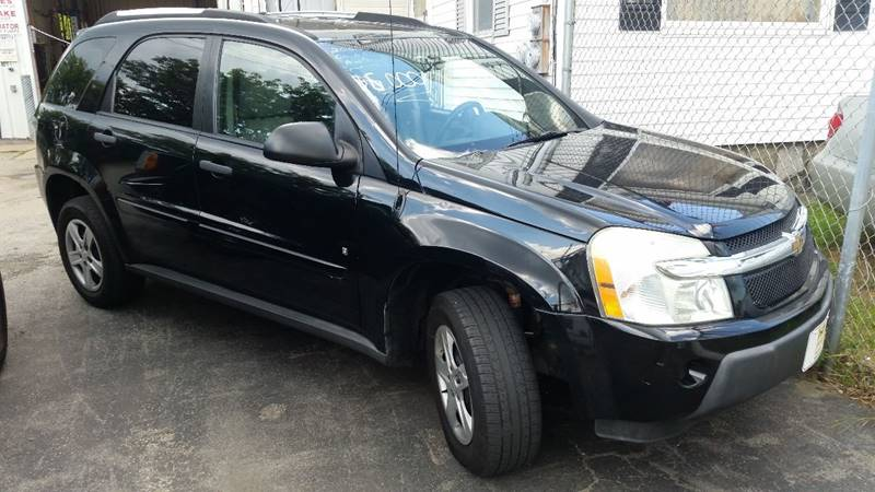 2006 Chevrolet Equinox for sale at Ataboys Auto Sales in Manchester NH