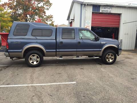 2006 Ford F-250 Super Duty for sale at Ataboys Auto Sales in Manchester NH