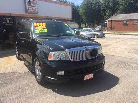 2005 Lincoln Navigator for sale in Owensville, OH