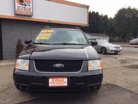 2007 Ford Freestyle for sale in Owensville, OH