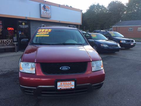 2005 Ford Freestyle for sale in Owensville, OH