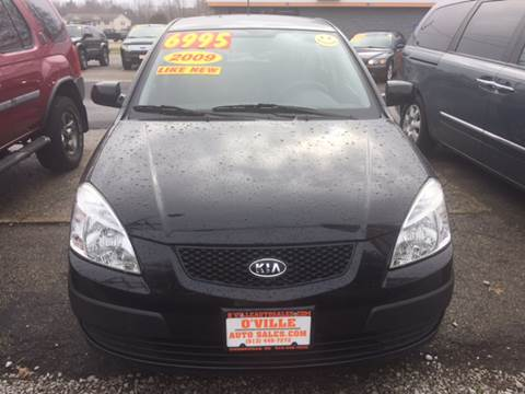 2009 Kia Rio5 for sale in Owensville, OH