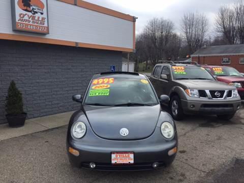 2004 Volkswagen New Beetle for sale in Owensville, OH