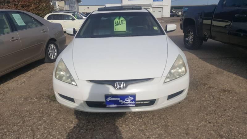 2003 Honda Accord EX V-6 2dr Coupe - Sioux City IA
