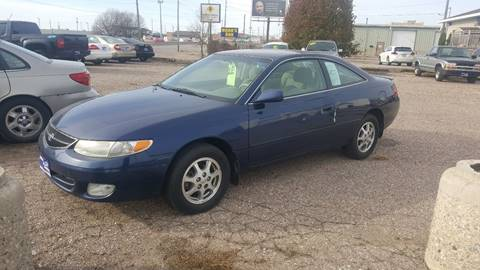 2001 Toyota Camry Solara for sale in Sioux City, IA