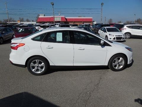 2014 Ford Focus for sale in Sikeston MO