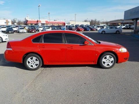 2010 Chevrolet Impala for sale in Sikeston, MO