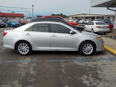 2012 Toyota Camry Hybrid for sale in Sikeston MO