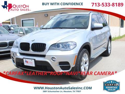 2012 BMW X5 for sale in Houston, TX