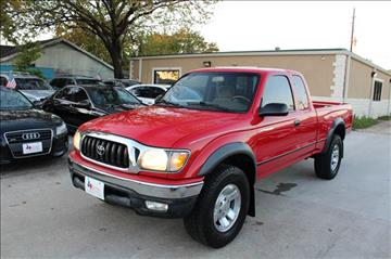 2003 Toyota Tacoma for sale in Houston, TX