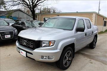 2013 Honda Ridgeline for sale in Houston, TX