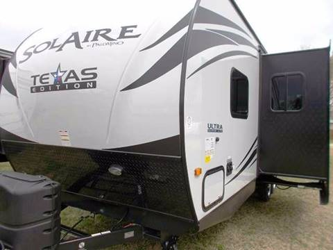 2015 SolAire 226RBK for sale in Athens, TX