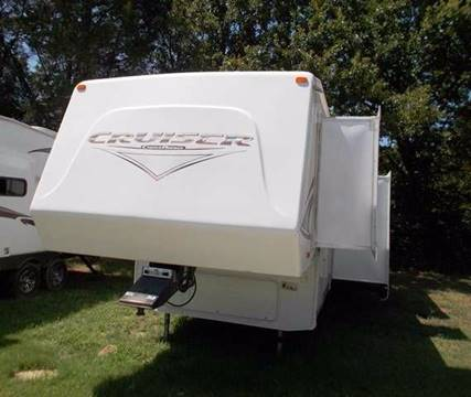 2007 Cruiser RV CF32BL for sale in Athens, TX