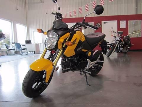 2015 Honda GROM125