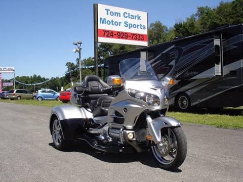 2015 Honda GOLDWING GL1800 TRIKE