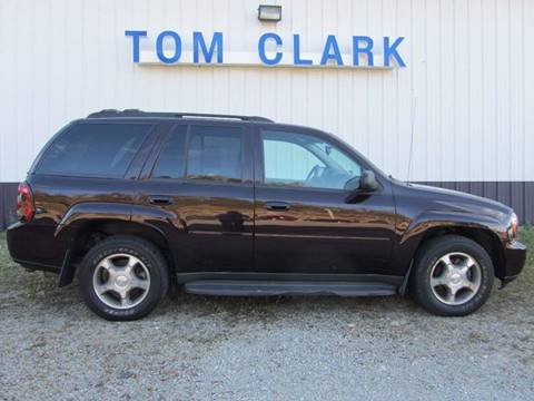 2008 Chevrolet TrailBlazer for sale in Belle Vernon, PA
