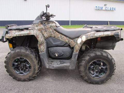 2012 Can-Am Outlander™