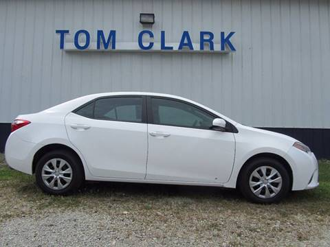 2016 Toyota Corolla for sale in Belle Vernon, PA