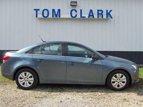 2012 Chevrolet Cruze for sale in Belle Vernon, PA