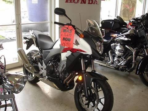 2014 Honda CB 500X