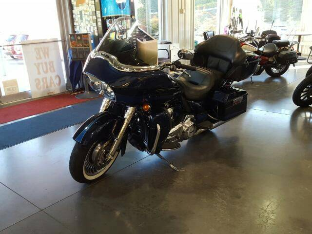 2013 HARLEY ROAD KING  - Belle Vernon PA