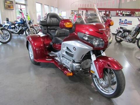 2012 Honda GOLDWING GL1800 TRIKE