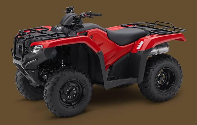 2016 Honda TRX420TE1  - Belle Vernon PA