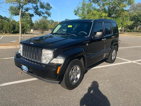 2009 Jeep Liberty for sale in Lindenhurst, NY
