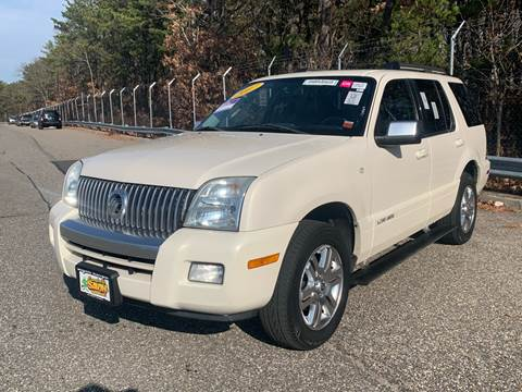 2007 Mercury Mountaineer for sale in Lindenhurst, NY
