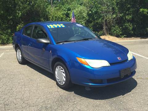 2003 Saturn Ion for sale in Farmingdale, NY