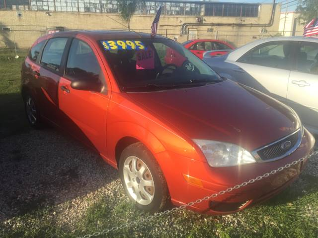 2005 Ford Focus for sale at All American Auto Cars in Lindenhurst NY