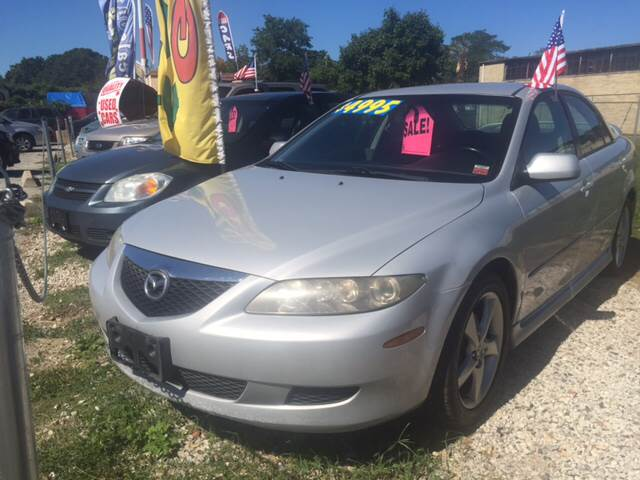 2004 Mazda MAZDA6 for sale at All American Auto Cars in Lindenhurst NY