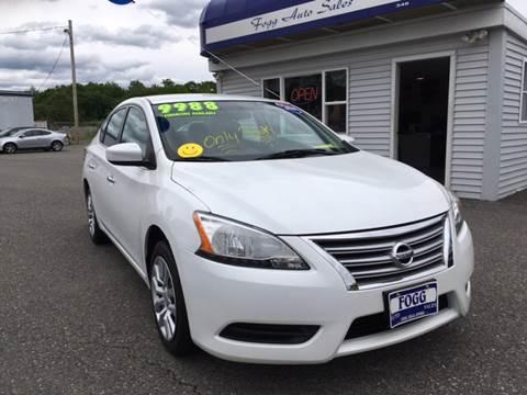 2014 Nissan Sentra for sale in Taunton, MA