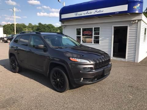 2014 Jeep Cherokee for sale in Taunton, MA