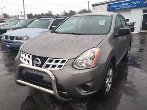2013 Nissan Rogue for sale in Taunton, MA