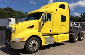 2008 Peterbilt 387 T/A Conventional w/ Sleepe for sale at Premium Motors in King George VA