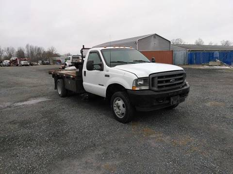 2002 Ford F-450 Super Duty for sale at Premium Motors in King George VA