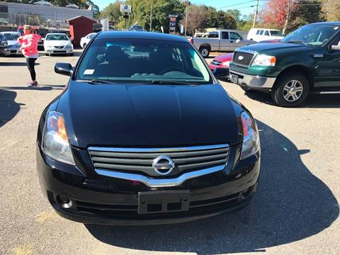 2009 Nissan Altima for sale in Rehoboth, MA