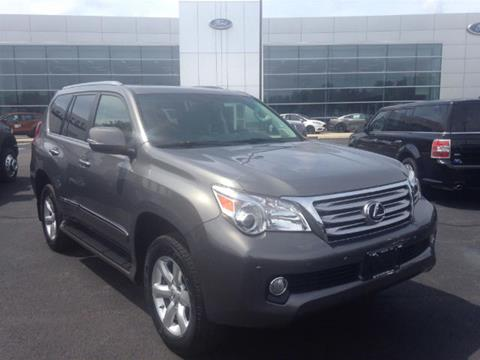 2012 Lexus GX 460 for sale in South Easton, MA