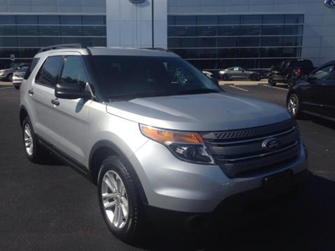 2015 Ford Explorer for sale in South Easton, MA